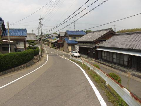 石薬師宿上野町