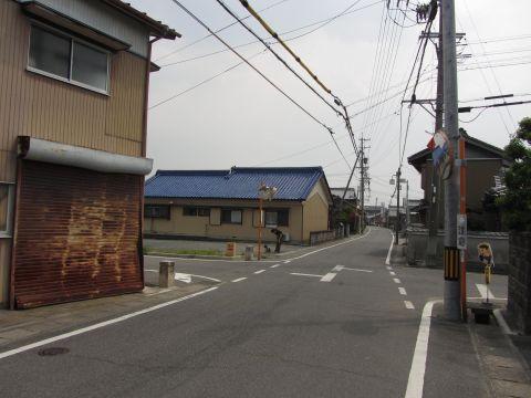 石薬師宿 南町橋