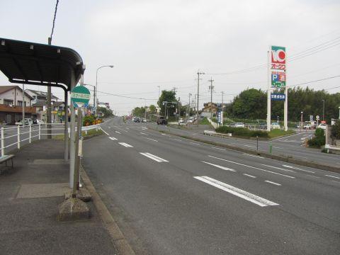 木田町大谷交差点付近