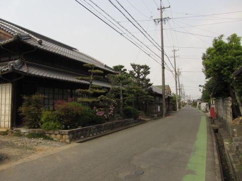 旧東海道 木田町