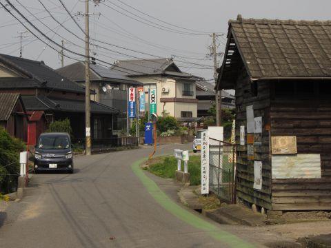 旧東海道 下大久保町・国分町
