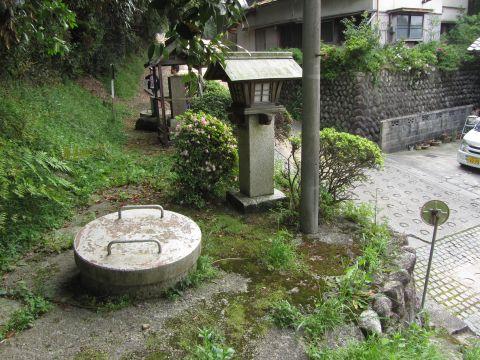 大日井戸と弘法井戸