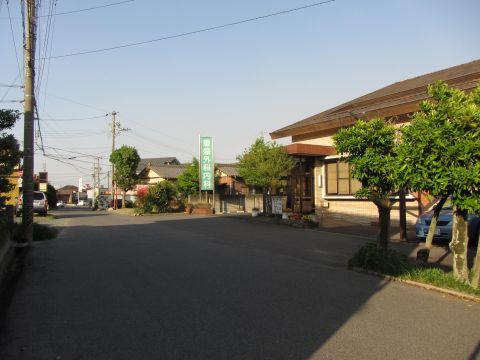 旧東海道 小古曽1丁目