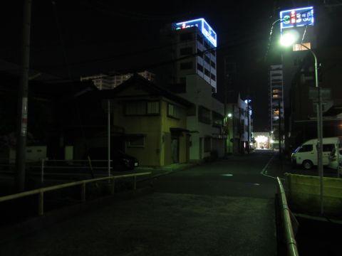 旧東海道 浜田町