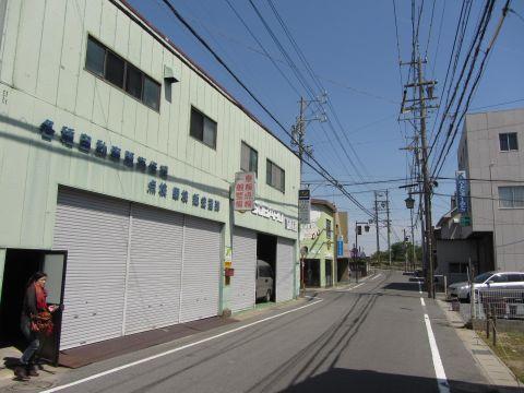 旧東海道 四日市市浜一色町