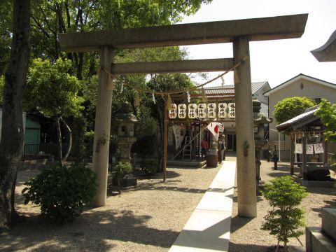 三ツ谷多度神社