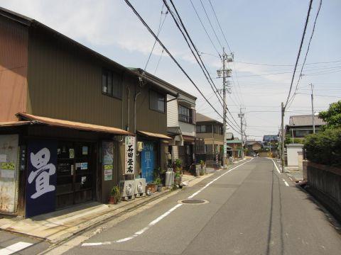 旧東海道 四日市茂福町