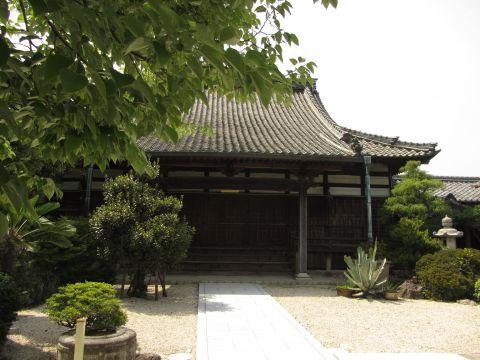 松栄山蓮證寺