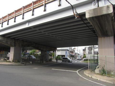 旧東海道 桑名市安永03