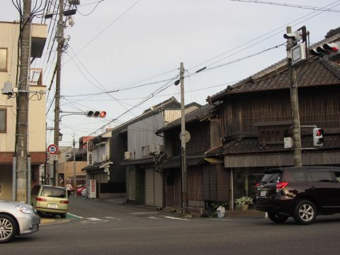 矢田町交差点