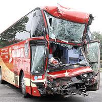 バスの事故事例