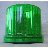 緑の回転灯