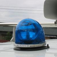 青の回転灯