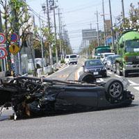 不注意による事故