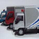 いろいろな種類のトラック