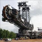 世界一大きい建設機械