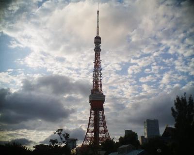 秋の空と東京タワー2:R2