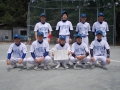 H26県理事長杯 豊橋予選男子1部 準優勝:バトルスター