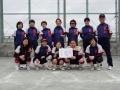 県知事杯レディース東三河予選準優勝:豊川エイトツー