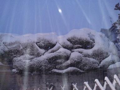 雪の妖怪1