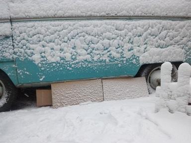 きじこの雪対策2