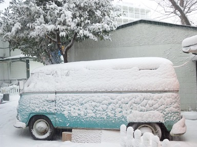 きじこの雪対策3