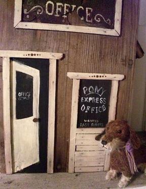クッキーとオールドハウス