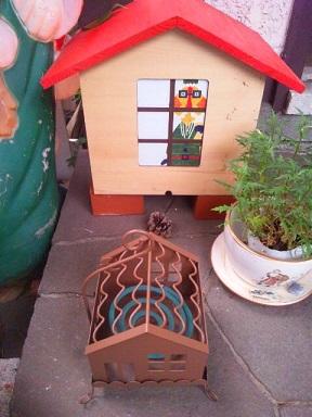 蚊取りハウス