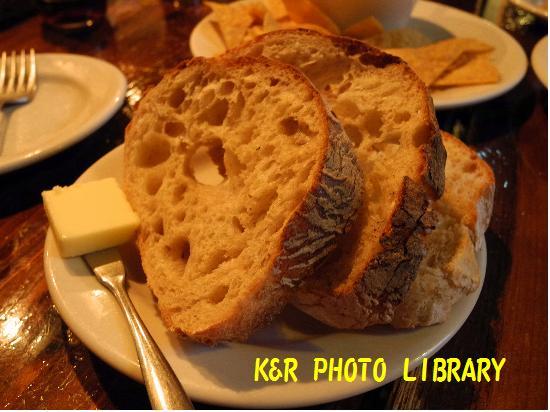 4・19自家製酵母の天然パン