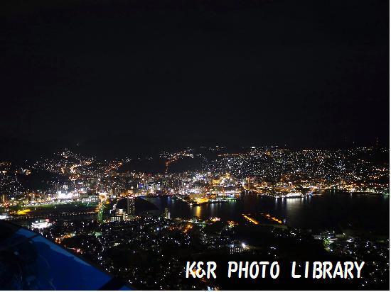 5月11日稲佐山夜景2