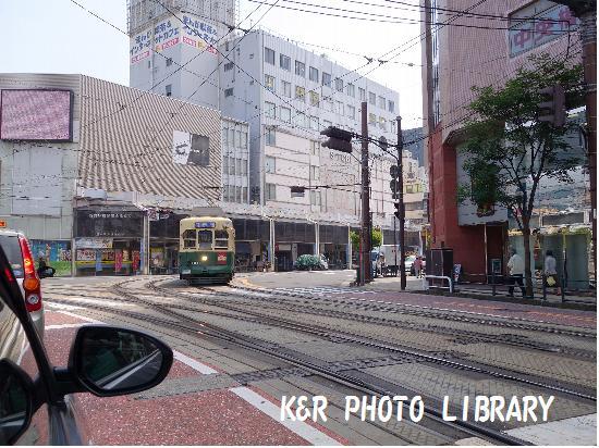 5月13日路面電車