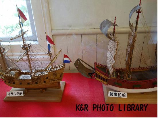 5月13日オランダ船・ご朱印船