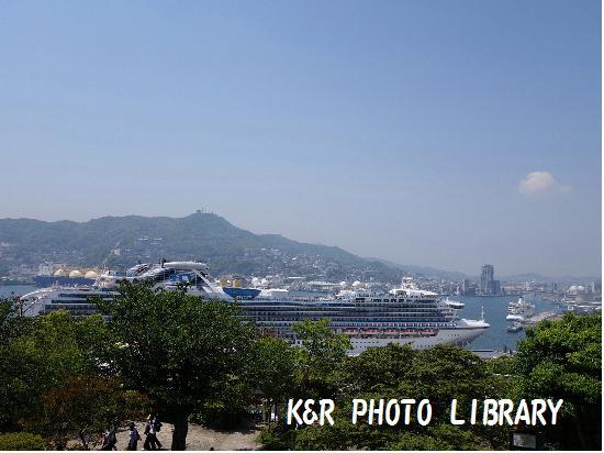 5月13日豪華客船サファイアプリンセス