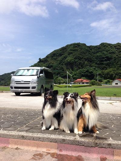 3匹川遊び記念