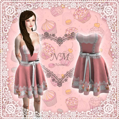 =NM=Dessert Dress