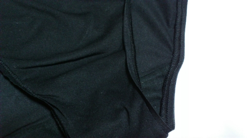 Calvin Klein SecondSkin Black Bikini