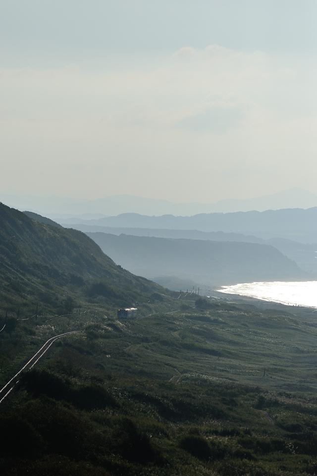 海沿いの始発列車6