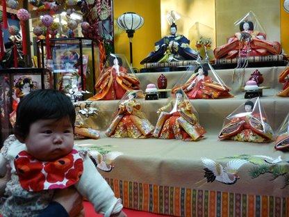 ひな人形 柳川