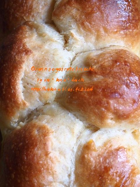 オレンジヨーグルトブリオッシュVOL2の1