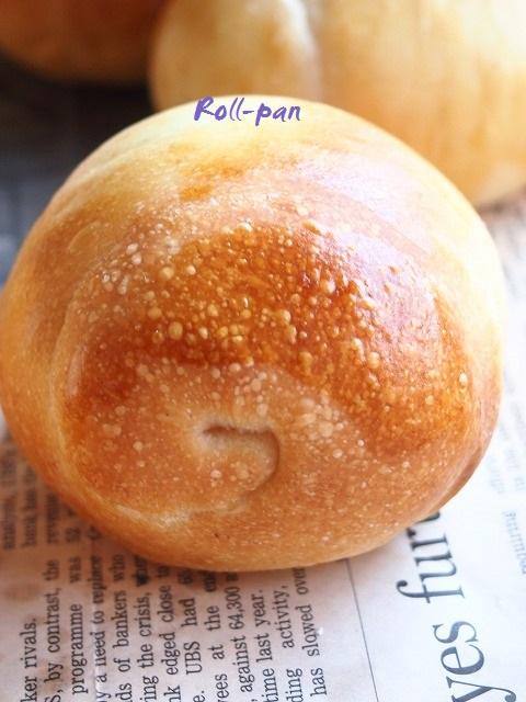 丸パン的ロールパン7