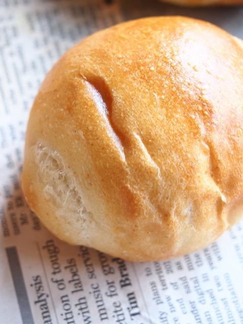 丸パン的ロールパン4
