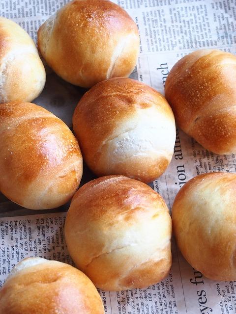 丸パン的ロールパン2