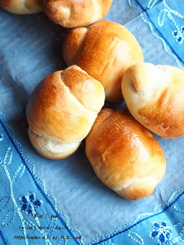 ころころロールパン1