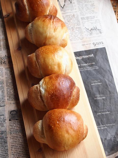 いつものロールパン2
