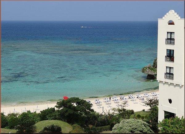 ホテル日航アリビラ_海岸