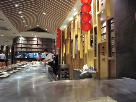 寧波の日本食