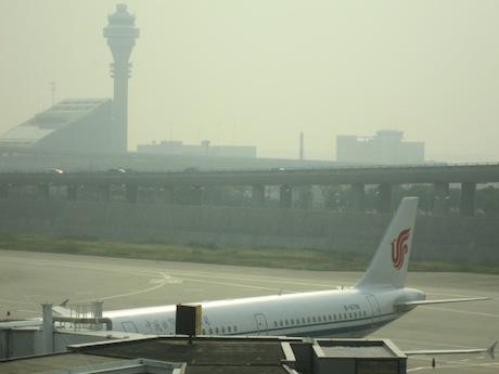 中国国際航空だったか!