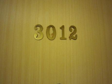 プレジデントホテル3012