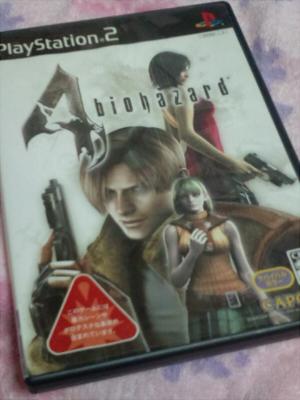PS2版バイオ4