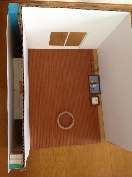 リビングルームの改修13